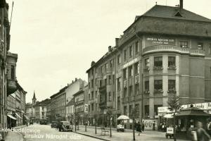 1928 - Základní kámen